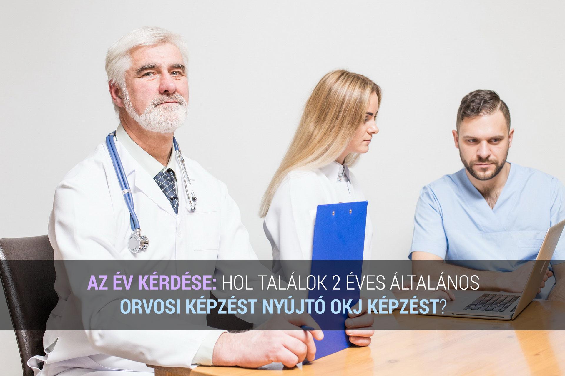 Orvosi OKJ képzés